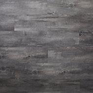 Lame PVC adhésive gris rustique Poprock 15 x 91cm (vendue au carton)