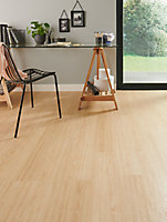 Lame PVC adhésive naturel Poprock 15 x 91cm (vendue au carton)