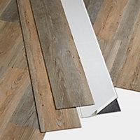Lame PVC adhésive pécan Poprock 15 x 91cm (vendue au carton)