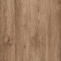 Lame PVC clipsable Hadaka chêne naturel 15 x 93,5 cm (vendue au carton)