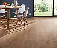 Lame PVC clipsable Starfloor décor bois naturel 17,6 x 121 cm (vendue au carton)