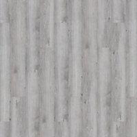Lame PVC clipsable Tarkett gris Ultimate 19 x 120 cm (vendue au carton)