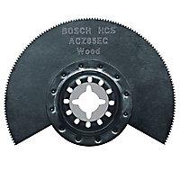 Lame segmentée bois Bosch Starlock 89mm