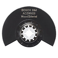 Lame segmentée bois/métal Bosch Starlock 89mm