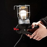 Lampe d'inspection en métal E27 Diall 60W