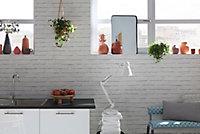 Lampe de bureau Colours Acuna blanc