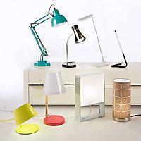 Lampe de bureau Colours Telesto noir
