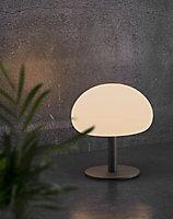 Lampe nomade Sponge 20cm LED 300lm IP65 Dimmable 3 positions Nordlux Noir