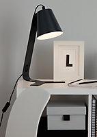 Lampe à poser Bangoran E14 IP20 gris