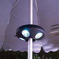 Lampe pour parasol Blooma Alinda