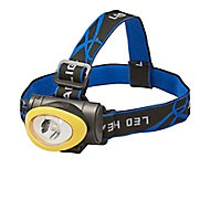 Lampe torche frontale LED 80 lumens