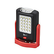 Lampe torche LED 2 fonctions Diall 220 lumens