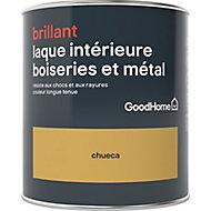 Laque boiseries et métal GoodHome Chueca Brillant 0,75L