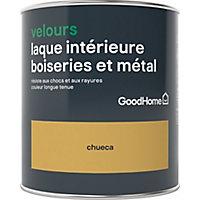 Laque boiseries et métal GoodHome Chueca Velours 0,75L