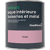 Laque boiseries et métal GoodHome Hyogo Velours 0,75L