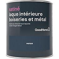 Laque boiseries et métal GoodHome Vence Satin 0,75L