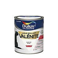 Laque Valénite Dulux Blanc de blanc brillant 2L