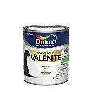 Laque Valénite Dulux Blanc de blanc satin 2L