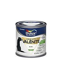 Laque Valénite Dulux Blanc satin 0,125L