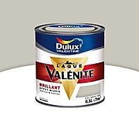 Laque Valénite Dulux Gris perlé brillant 0,5L