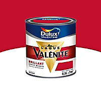 Laque Valénite Dulux Rouge madras brillant 0,5L