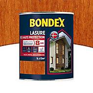 Lasure bois Bondex Teck 1L - 8 ans