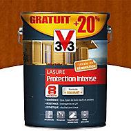 Lasure bois protection intense Chêne doré 8 ans 5L + 20%