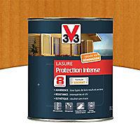 Lasure bois protection intense V33 Chêne clair 1L - 8 ans