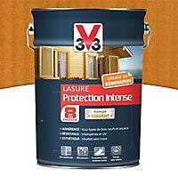 Lasure bois protection intense V33 Chêne clair 5L - 8 ans