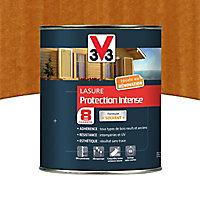 Lasure bois protection intense V33 Chêne naturel 1L - 8 ans