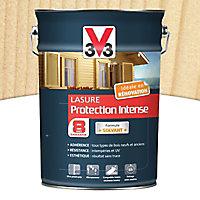 Lasure bois protection intense V33 Incolore 5L - 8 ans