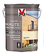 Lasure Haute protection bois V33 incolore satin 5L