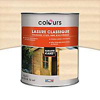 Lasure Incolore 4 ans Colours - 1 L