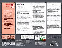 Lasure Incolore 8 ans Colours - 5 L
