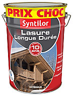 Lasure Longue Durée Syntilor chêne clair 5L
