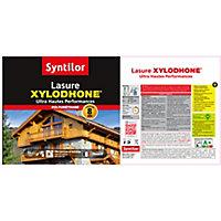Lasure Syntilor Xylodhone Ultra Hautes Performances gris anthracite satin 5L