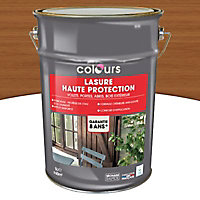 Lasure Teck 8 ans Colours - 5 L