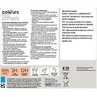 Lasure Ton chêne clair 4 ans Colours - 5 L