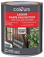 Lasure Ton chêne clair 8 ans Colours - 1 L