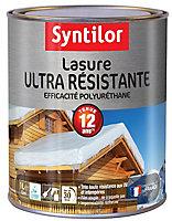 Lasure ultra résistante Syntilor ton chêne rustique 1L