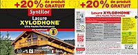 Lasure Xylodhone Syntilor Chêne clair 5L + 20% - 8 ans