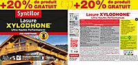 Lasure Xylodhone Syntilor Chêne moyen 5L + 20% - 8 ans