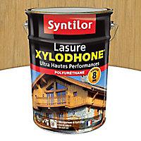 Lasure Xylodhone Syntilor Chêne nature 5L - 8 ans