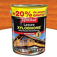 Lasure Xylodhone Syntilor Merisier doré 5L + 20% - 8 ans
