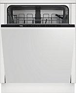 Lave vaisselle encasrable 60 cm Beko DIN15Q20