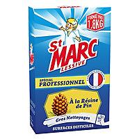 Lessive à la résine de pin St Marc Pro 1,8kg