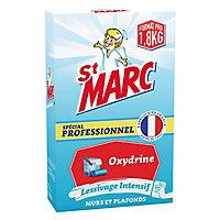 Lessive Oxydrine St Marc Pro 1,8kg