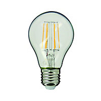 Lot 5 ampoule à filament LED A60 E27 7,5W 60W Xanlite blanc neutre
