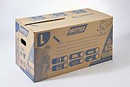 Lot de 15 cartons 72 L
