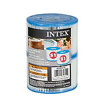 Lot de 2 cartouches pour Pure Spa Intex
